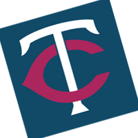 Minnesota Twins 251 vector
