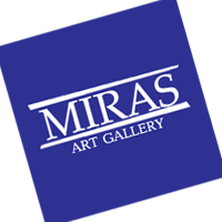 Miras Art Gallery vector