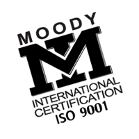 Moody International Certification vector