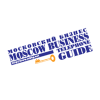 Moscow Business Telephone Guide vector