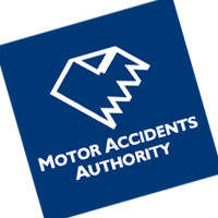 Motor Accidents Authority 157 vector