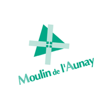 Moulin de l'Aunay vector