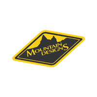 Mountain Designs vector