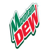Mountain Dew 187 vector