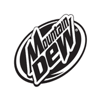 Mountain Dew 189 vector
