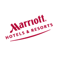 marriott hotels resorts vector