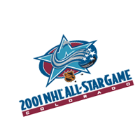 NHL All-Star Game 2001 vector