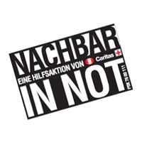 Nachbar in Not vector