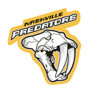 Nashville Predators 50 vector