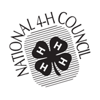 National 4-H Council vector