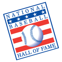 National Baseball Hall of Fame and Museum vector