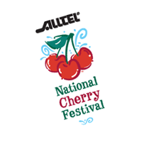 National Cherry Festival 67 vector