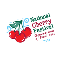 National Cherry Festival 72 vector