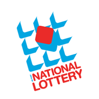 National Lottery 86 vector