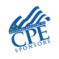 National Registry of CPE Sponsors 90 vector