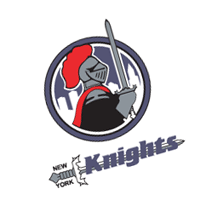 New York Knights vector