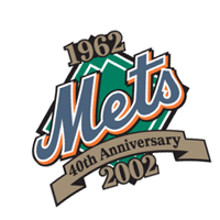 New York Mets 210 vector