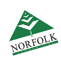Norfolk Communities vector
