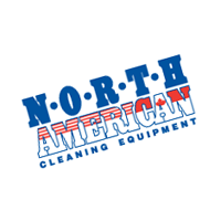 North American Cleaning Equipment vector