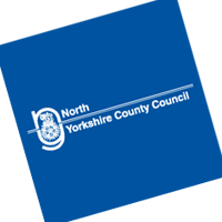 North Yorkshire County Council 64 vector