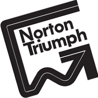 Norton Triumph vector