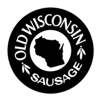 OLD WISC SAUSAGE vector