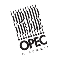 OPEC Summit vector