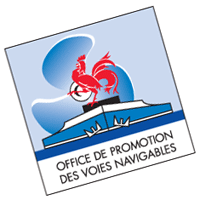 Office De Promotion Des Voies Navigables vector