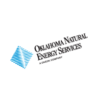 Oklahoma Natural Energy Services vector