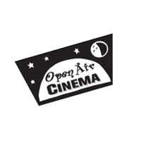 Open Air Cinema vector