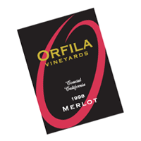 Orfila Vineyards 97 vector