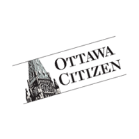 Ottawa Citizen 170 vector