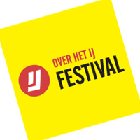 Over het IJ Festival vector