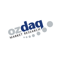 Ozdaq Market Research vector
