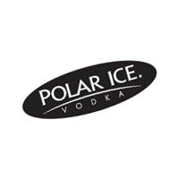 POLAR ICE Vodka vector