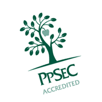 PPSEC Accredited vector