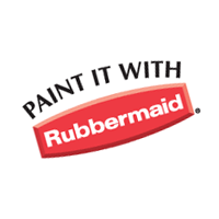 Paint It With Rubbermaid vector