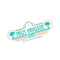 Palm Pavilion Inn vector