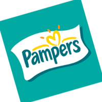 Pampers 64 vector