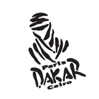 Paris Dakar Cairo vector