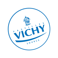 Pastilles Vichy source vector