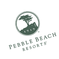 Pebble Beach Resorts vector