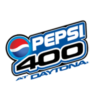 Pepsi 400 at Daytona vector