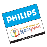 Philips - 2002 FIFA World Cup vector