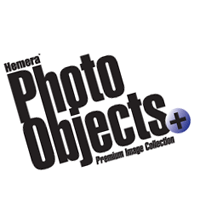 Photo Objects Collection vector