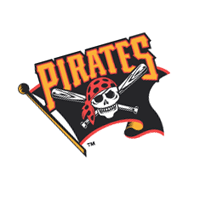 Pittsburgh Pirates 134 Vector