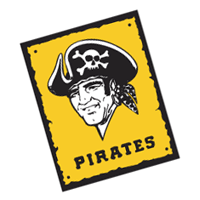 Pittsburgh Pirates 135 vector