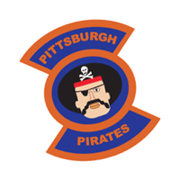 Pittsburgh Pirates 141 vector