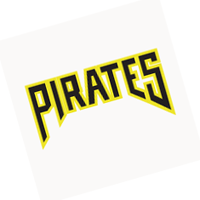 Pittsburgh Pirates 143 vector
