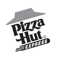 Pizza Hut Express vector
